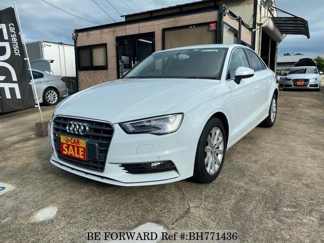 Used 2015 AUDI A3 SEDAN BH771436 for Sale