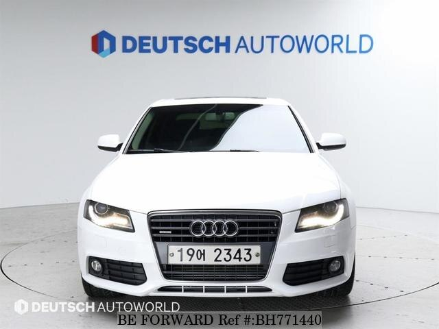 Used 2011 AUDI A4 BH771440 for Sale