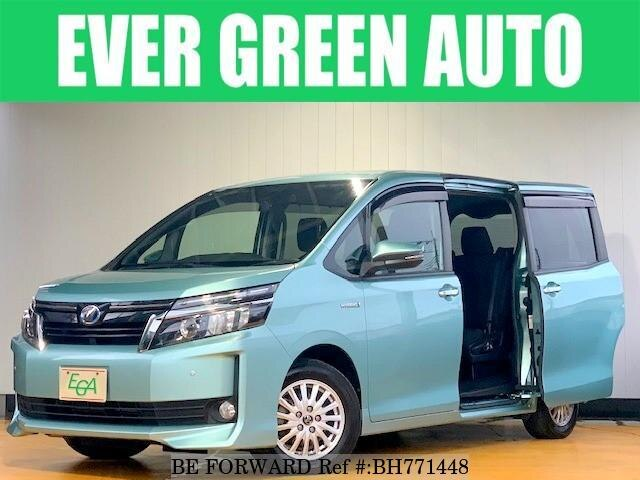 Used 2014 TOYOTA VOXY BH771448 for Sale