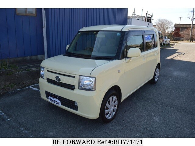 Used 2011 TOYOTA PIXIS SPACE BH771471 for Sale
