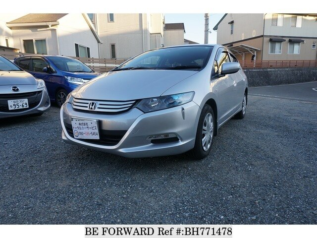 Used 2011 HONDA INSIGHT BH771478 for Sale