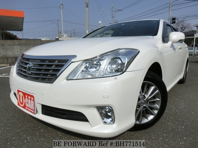 Used 2012 TOYOTA CROWN BH771514 for Sale
