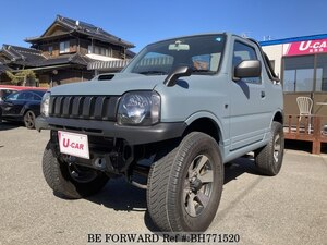 Used 2003 SUZUKI JIMNY BH771520 for Sale