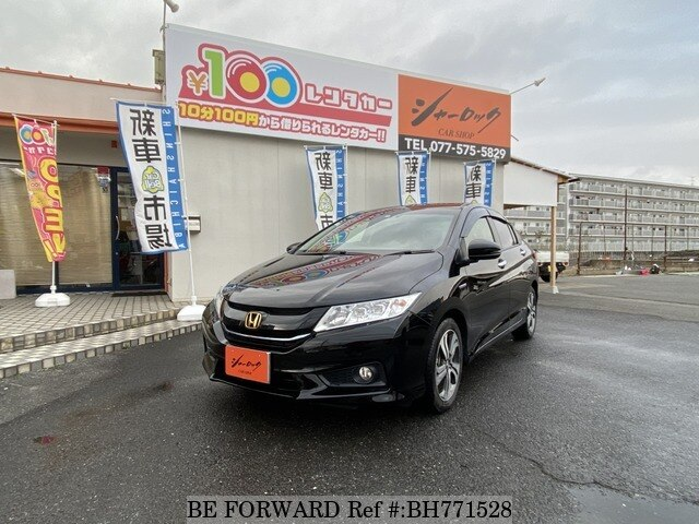 Used 2016 HONDA GRACE BH771528 for Sale