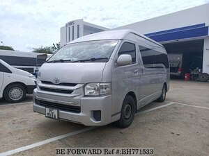 Used 2013 TOYOTA HIACE COMMUTER BH771533 for Sale