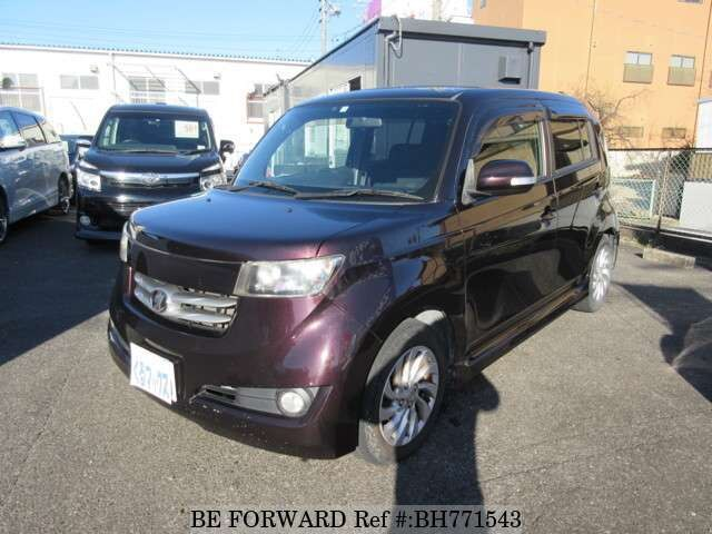 Used 2008 TOYOTA BB BH771543 for Sale