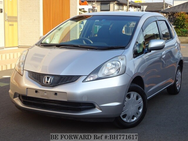 Used 2010 HONDA FIT BH771617 for Sale