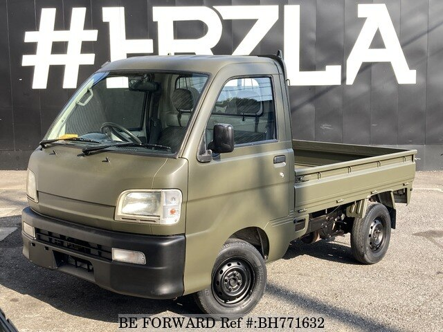 Used 2002 DAIHATSU HIJET TRUCK BH771632 for Sale