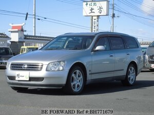 Used 2002 NISSAN STAGEA BH771679 for Sale