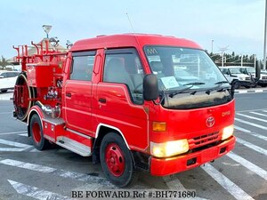 Used 1997 TOYOTA DYNA TRUCK BH771680 for Sale