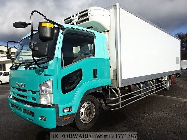 Used 2009 ISUZU FORWARD BH771787 for Sale
