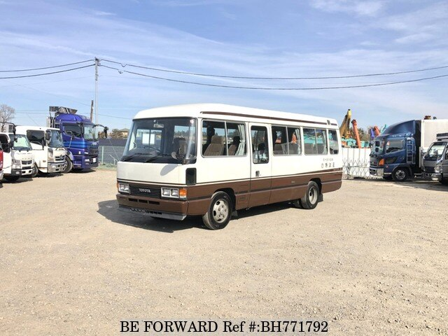 Used 1991 TOYOTA COASTER BH771792 for Sale
