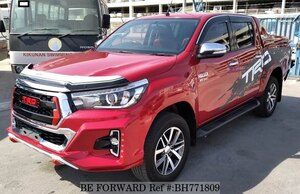 Used 2016 TOYOTA HILUX BH771809 for Sale