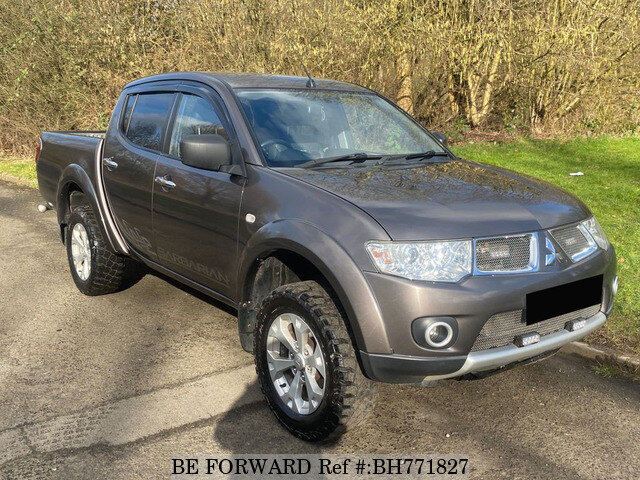 Used 2013 MITSUBISHI L200 BH771827 for Sale