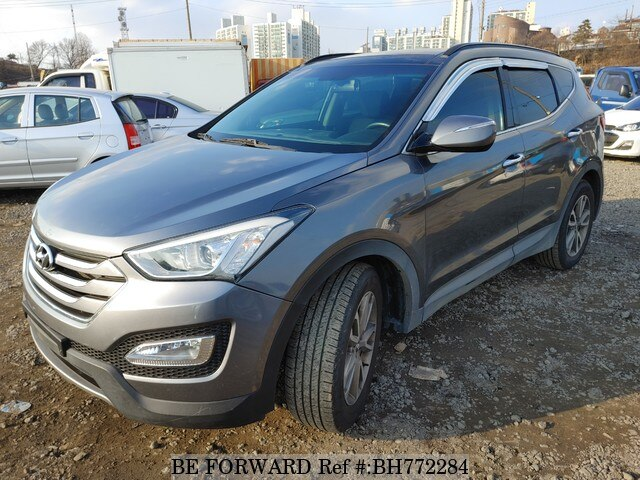 Used 2014 HYUNDAI SANTA FE BH772284 for Sale