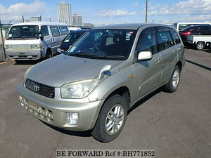 Used 2003 TOYOTA RAV4 BH771852 for Sale