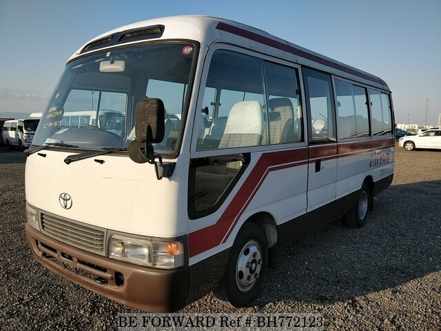 Used 1995 TOYOTA COASTER BH772123 for Sale