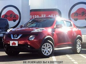 Used 2015 NISSAN JUKE BH772287 for Sale