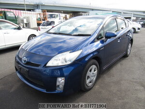 Used 2009 TOYOTA PRIUS BH771904 for Sale