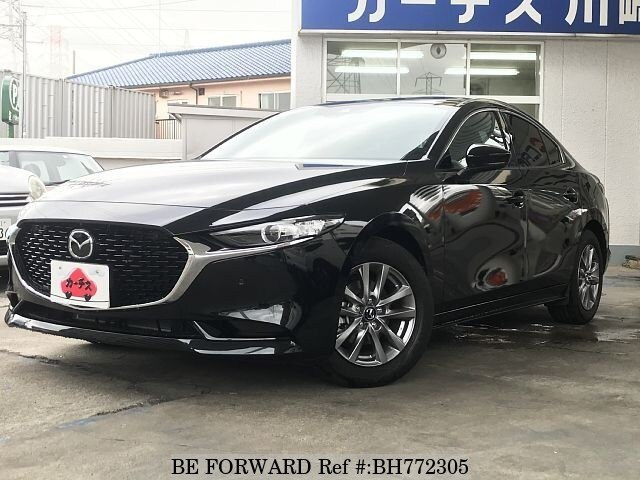 Used 2020 MAZDA MAZDA3 BH772305 for Sale