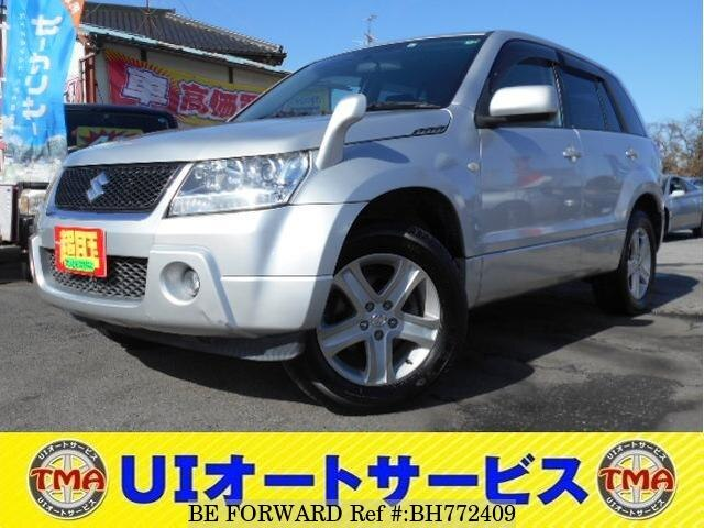 Used 2005 SUZUKI ESCUDO BH772409 for Sale
