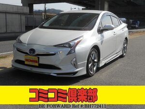 Used 2016 TOYOTA PRIUS BH772411 for Sale