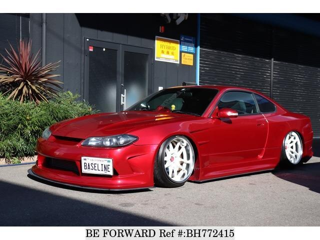 Used 1999 NISSAN SILVIA BH772415 for Sale