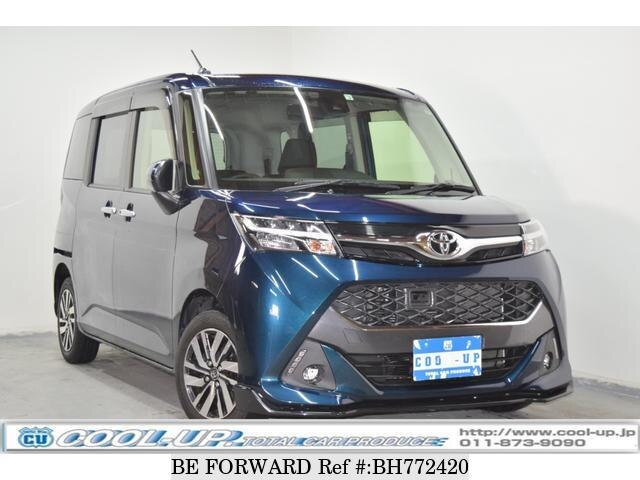 Used 2018 TOYOTA TANK BH772420 for Sale
