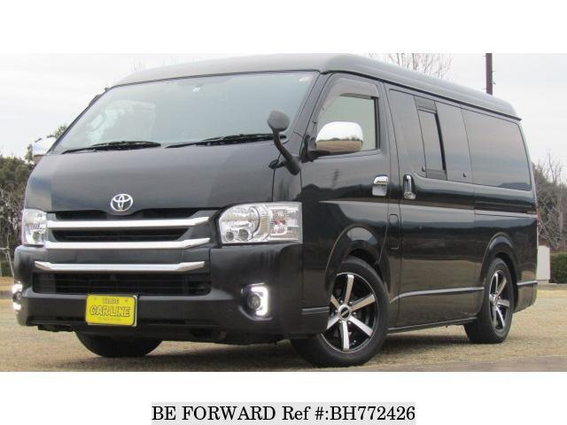 Used 2009 TOYOTA HIACE VAN BH772426 for Sale