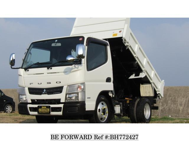 Used 2013 MITSUBISHI CANTER BH772427 for Sale