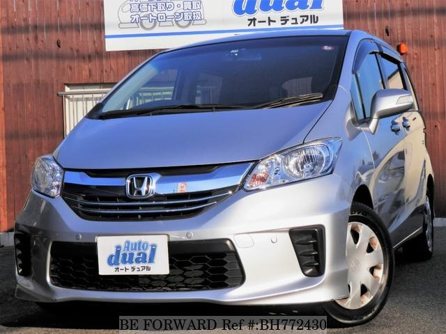 Used 2015 HONDA FREED BH772430 for Sale