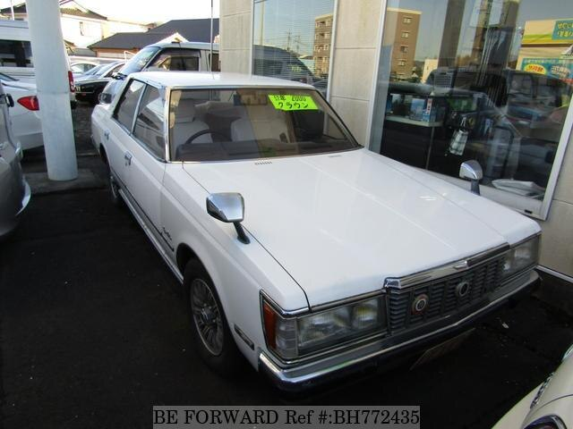 Used 1982 TOYOTA CROWN BH772435 for Sale