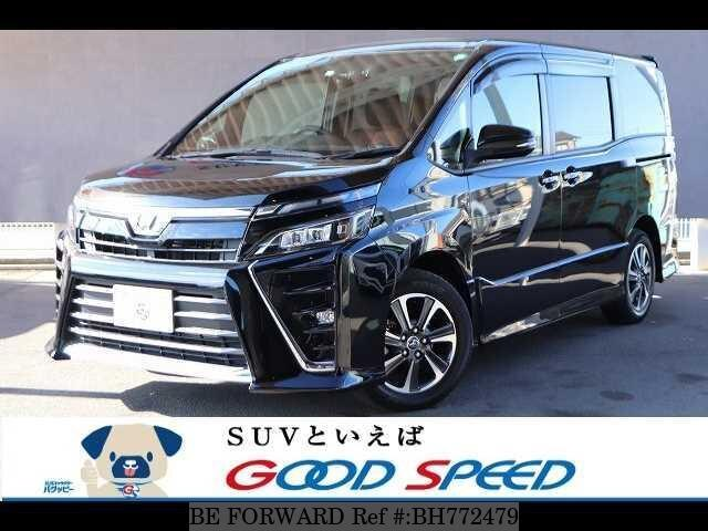 Used 2017 TOYOTA VOXY BH772479 for Sale