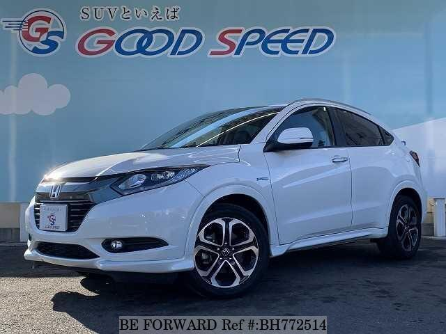 Used 2014 HONDA VEZEL BH772514 for Sale