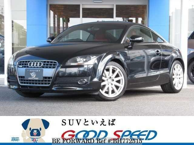 Used 2010 AUDI TT BH772515 for Sale