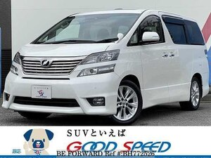Used 2009 TOYOTA VELLFIRE BH772526 for Sale