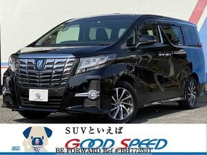 Used 2017 TOYOTA ALPHARD HYBRID BH772531 for Sale