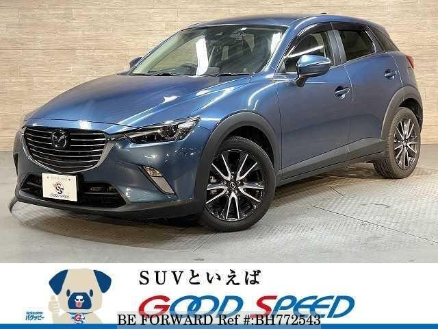 Used 2018 MAZDA CX-3 BH772543 for Sale
