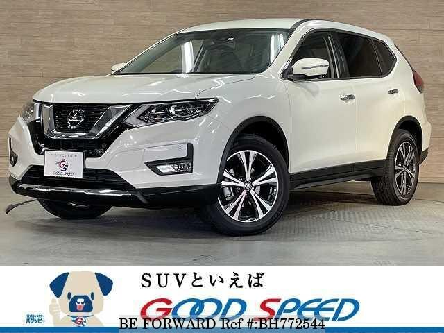 Used 2020 NISSAN X-TRAIL BH772544 for Sale