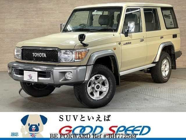 Used 2015 TOYOTA LAND CRUISER BH772549 for Sale
