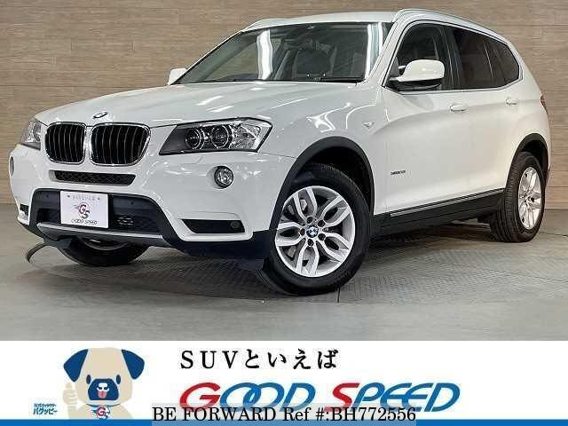Used 2013 BMW X3 BH772556 for Sale