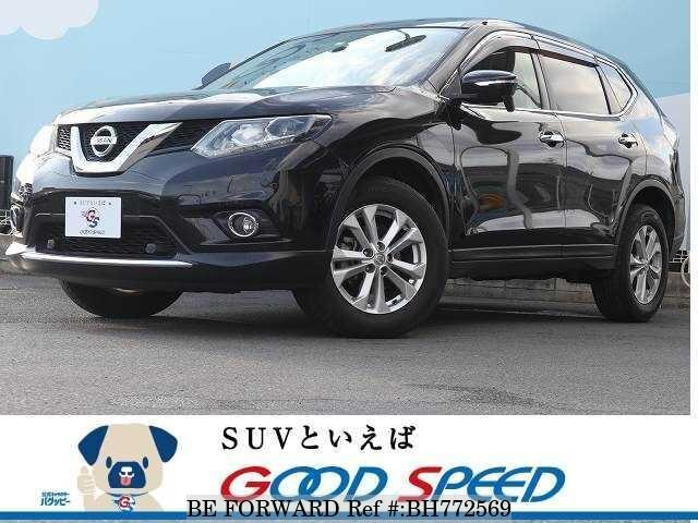 Used 2013 NISSAN X-TRAIL BH772569 for Sale