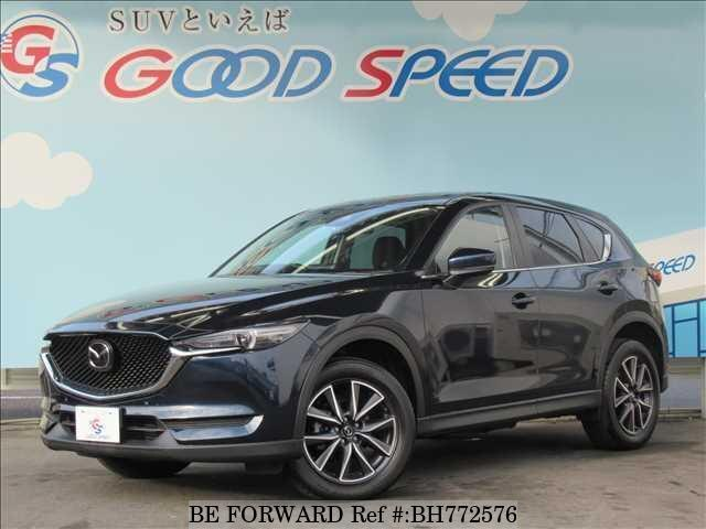 Used 2017 MAZDA CX-5 BH772576 for Sale