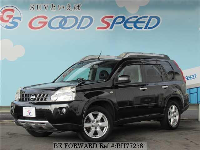 Used 2008 NISSAN X-TRAIL BH772581 for Sale