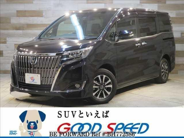 Used 2018 TOYOTA ESQUIRE BH772586 for Sale