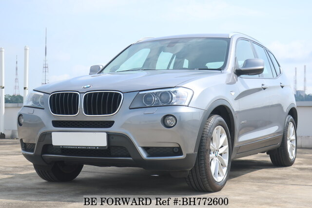 Used 2013 BMW X3 BH772600 for Sale