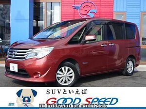 Used 2014 NISSAN SERENA BH772636 for Sale