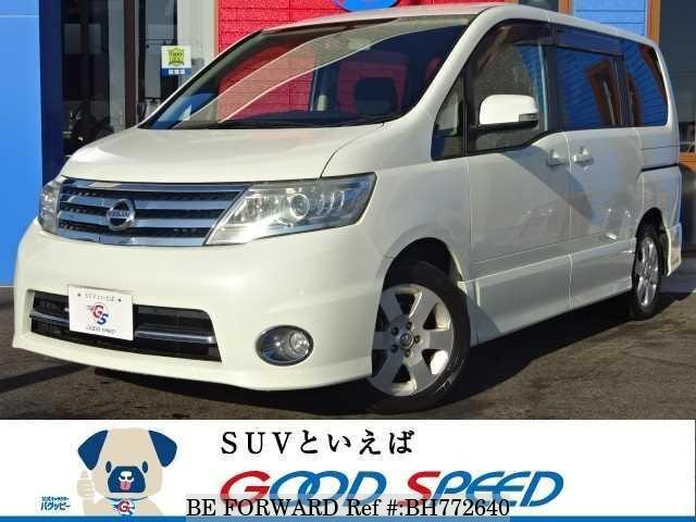 Used 2010 NISSAN SERENA BH772640 for Sale