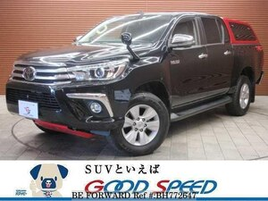 Used 2018 TOYOTA HILUX BH772647 for Sale