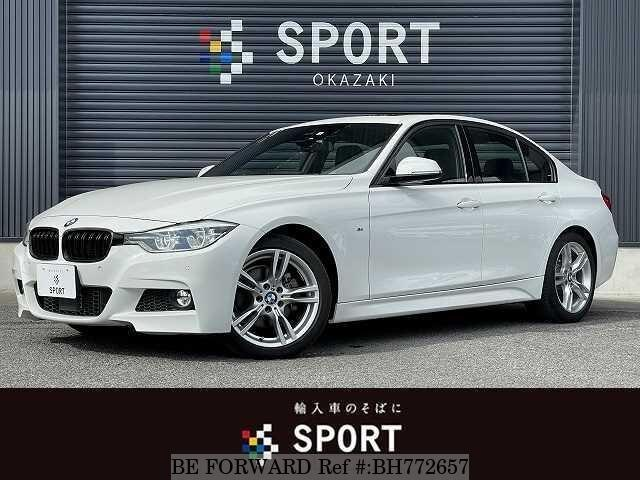 Used 2018 BMW 3 SERIES BH772657 for Sale